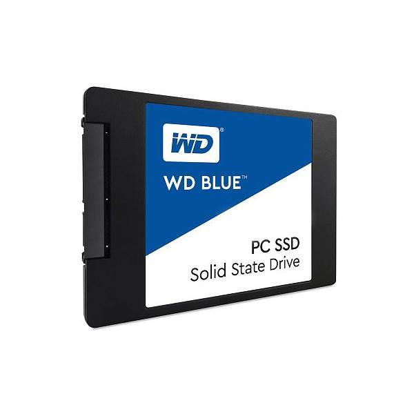 Hard Disk SSD Western Digital Blue 250GB 2.5 viteza citire/scriere - 540/500-MB/s