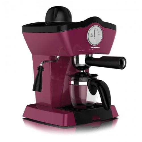 Espressor cafea Heinner Charm HEM-200BG Visiniu