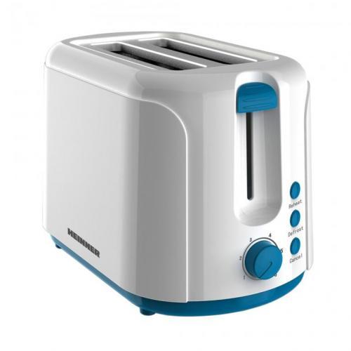 Prajitor de paine Heinner Charm TP-750 Alb/Albastru