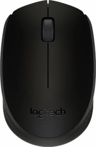 Mouse Wireless Logitech B170 Wireless Black