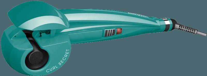 Ondulator Babyliss Curl Secret C904PE 2 timpi de ondulare Turcoaz