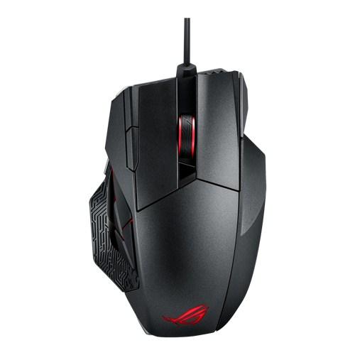 Mouse Wireless Rog Spatha 90MP00A1-B0UA00 Black