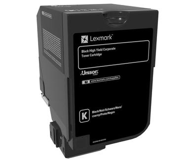 Cartus Toner Lexmark 74C2HKE Black