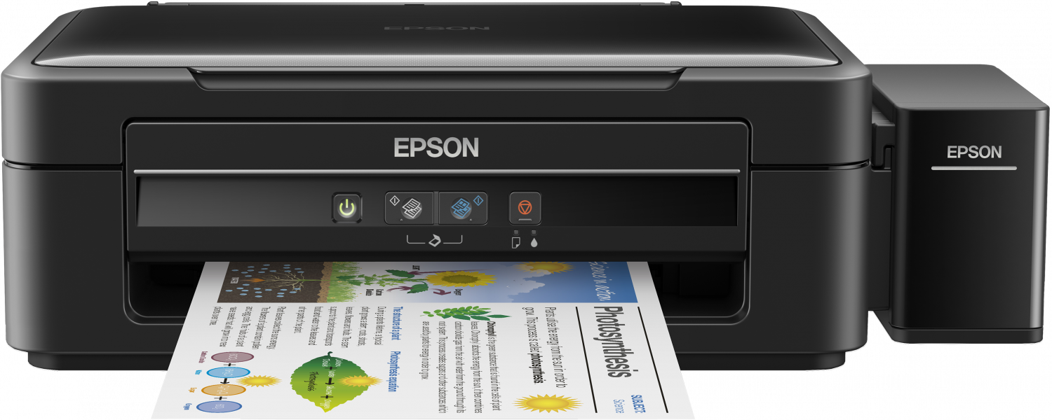 Multifunctional Inkjet Color Epson L382 CISS