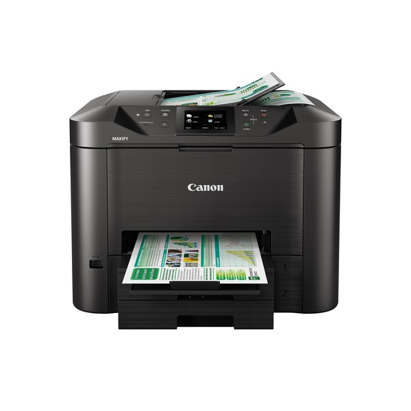Multifunctional Inkjet Color Canon Maxify MB5450