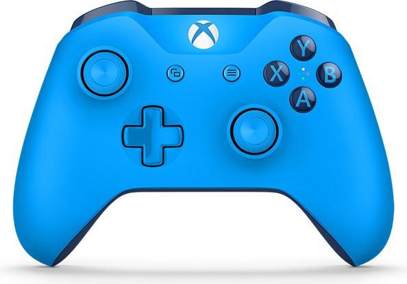 Controller Wireless Microsoft Xbox One S Blue