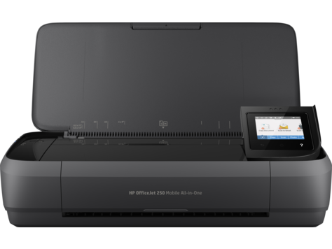 Multifunctional inkjet HP OfficeJet 252 Mobile AiO A4