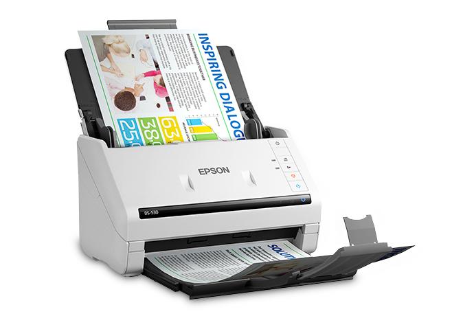 Scanner Epson WorkForce DS-530 A3