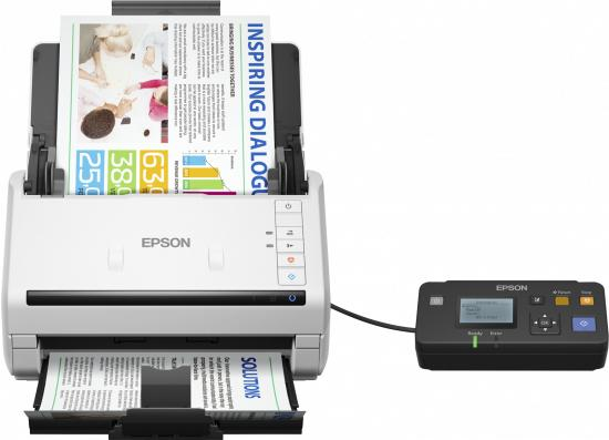 Scanner Epson WorkForce DS-530N A3