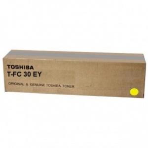 Cartus toner Toshiba T-FC30Y Yellow 33600 pagini