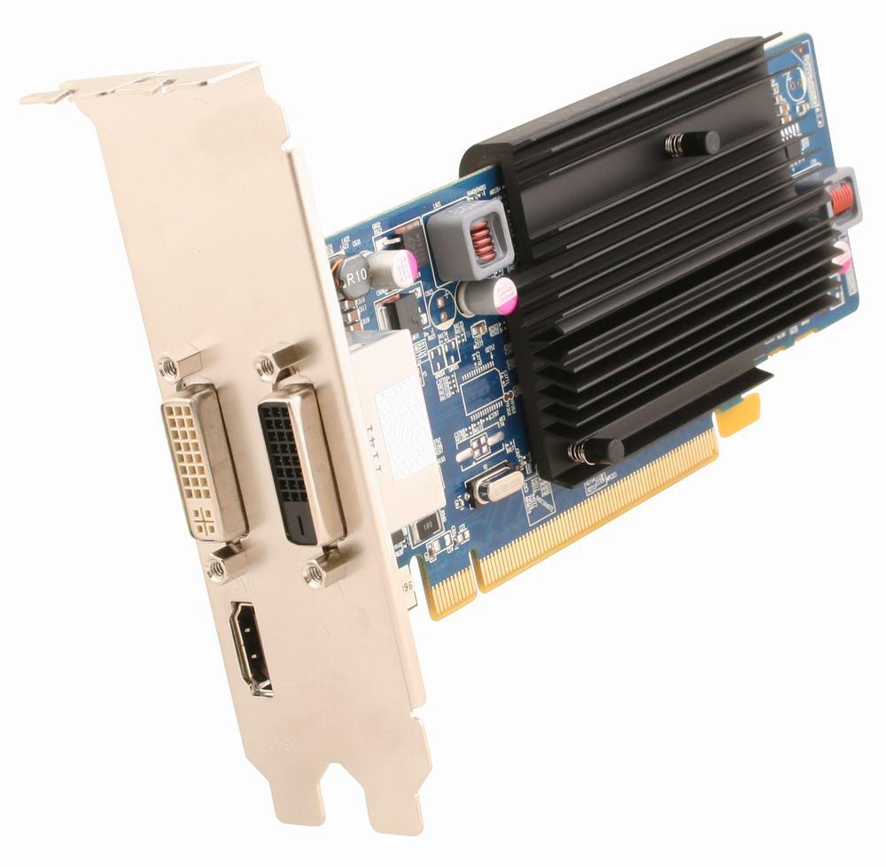Placa Video Sapphire AMD Radeon HD 6450 1GB GDDR3 64 biti Bulk
