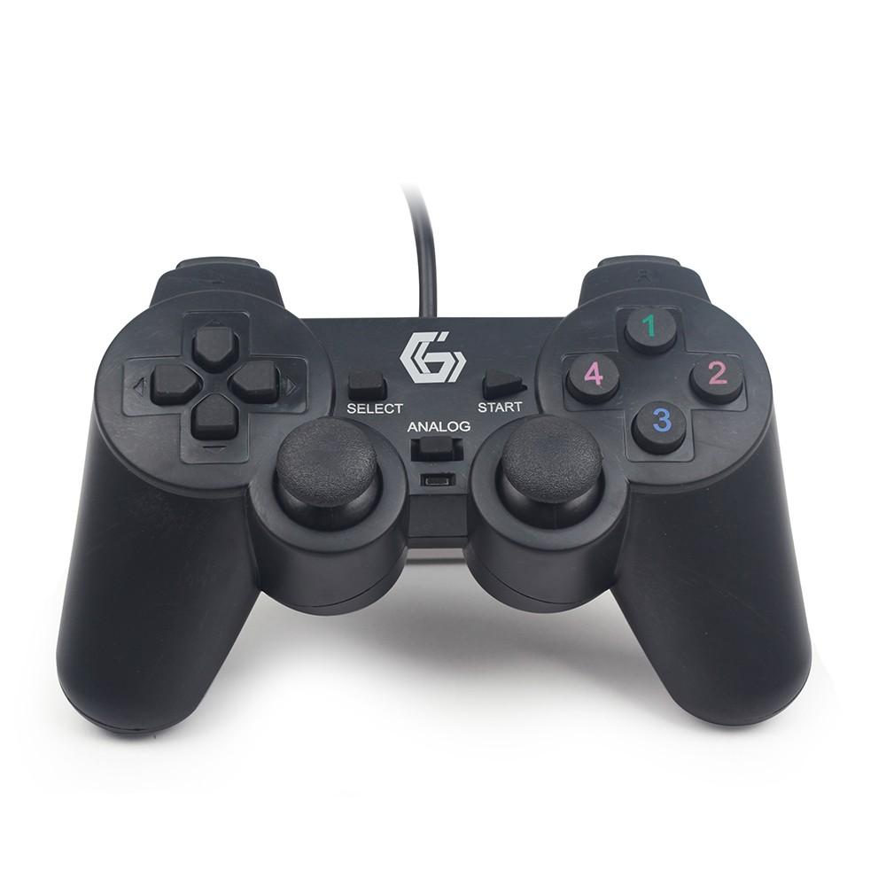 GamePad Dual Vibration Gembird JPD-UDV-01