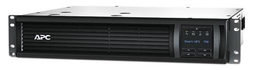 UPS APC Smart-UPS 750VA/500W RM