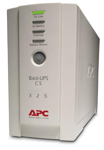 UPS APC Back-UPS 325VA/195W