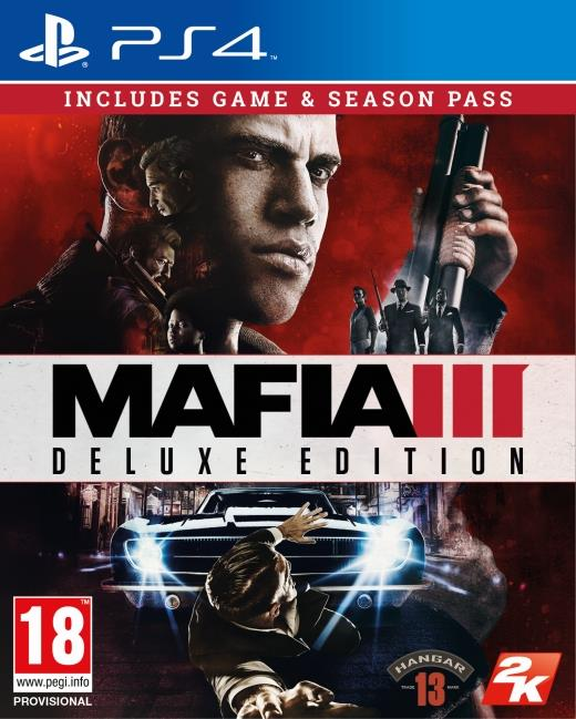 Mafia 3: Deluxe Edition PS4