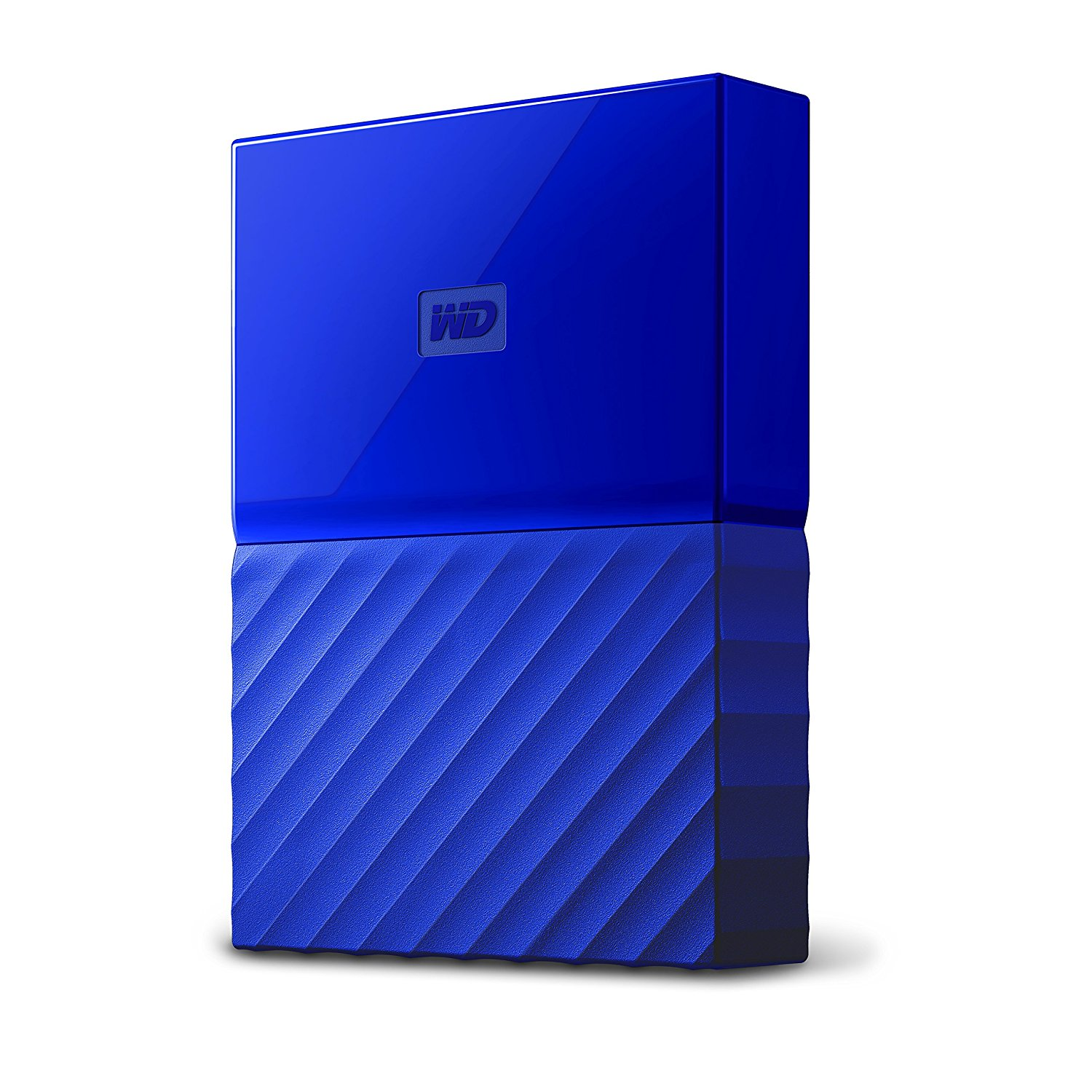 Hard Disk Extern Western Digital My Passport 2TB USB 3.0 Albastru