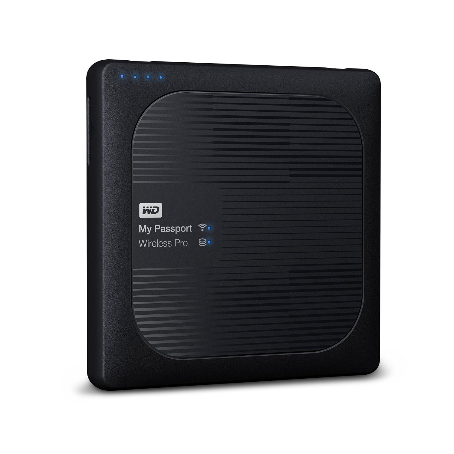Hard Disk Extern Western Digital My Password Wireless Pro 2TB USB 3.0