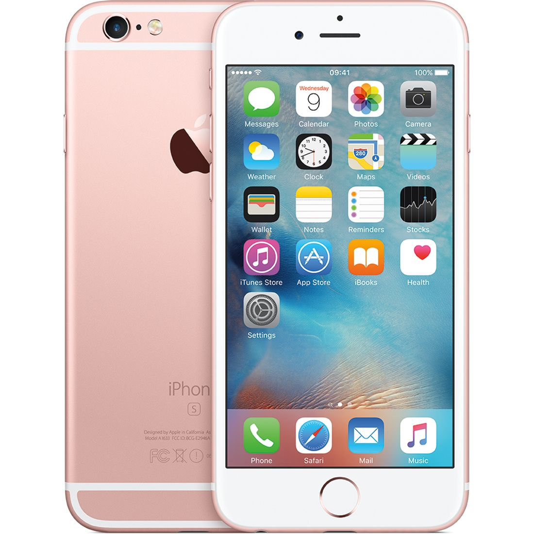 Telefon Mobil Apple Iphone 6S 32GB Single SIM 4G Rose Gold