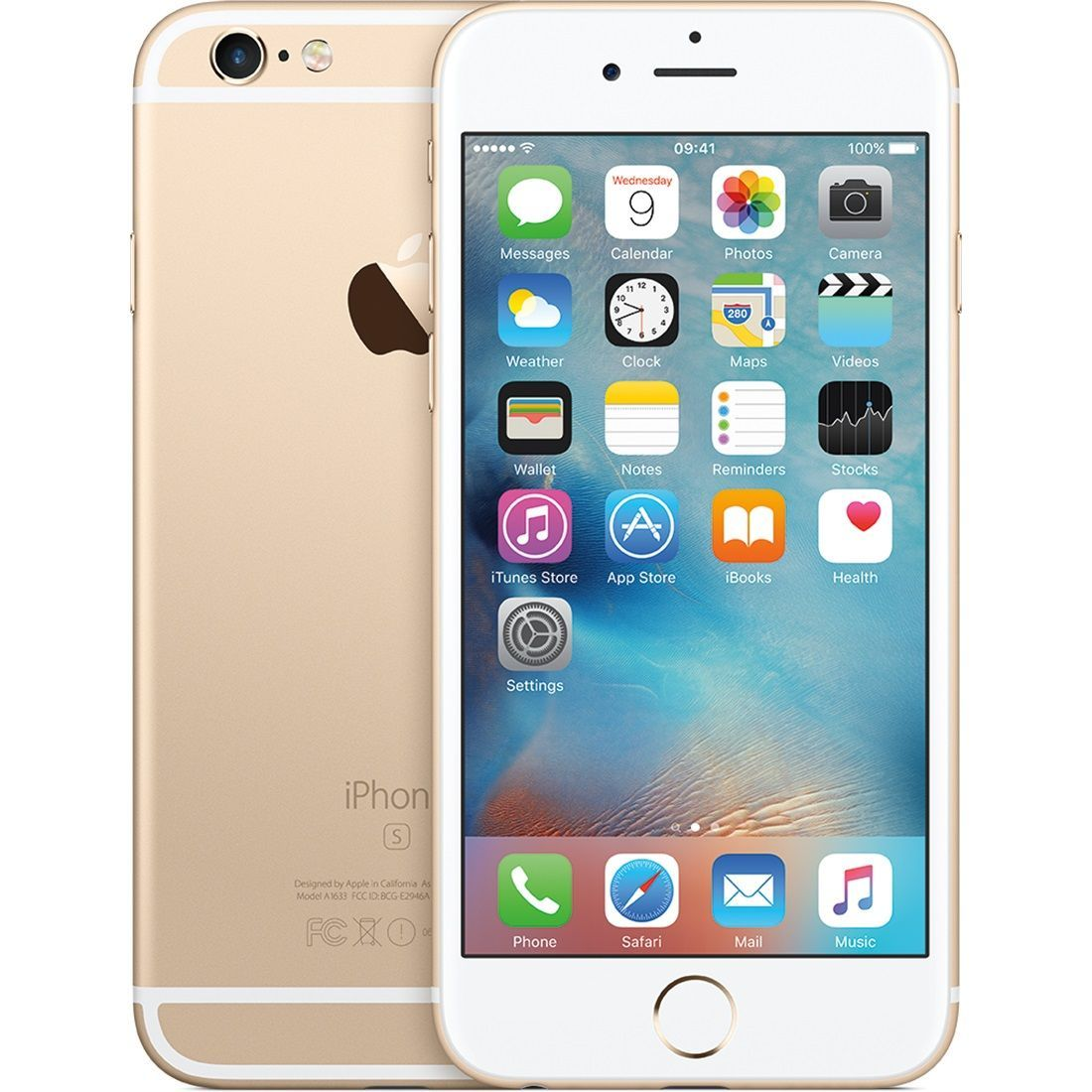 Telefon Mobil Apple Iphone 6S 32GB Single SIM 4G Gold