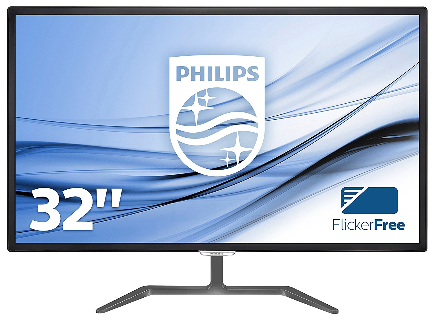 Monitor LED Philips 323E7QDAB 32 Full HD 5ms HDMI DVI VGA Negru