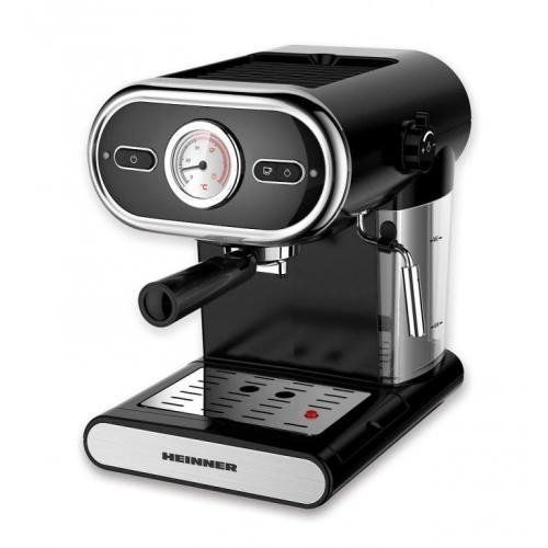 Espressor cafea Heinner HEM-1100BK Negru