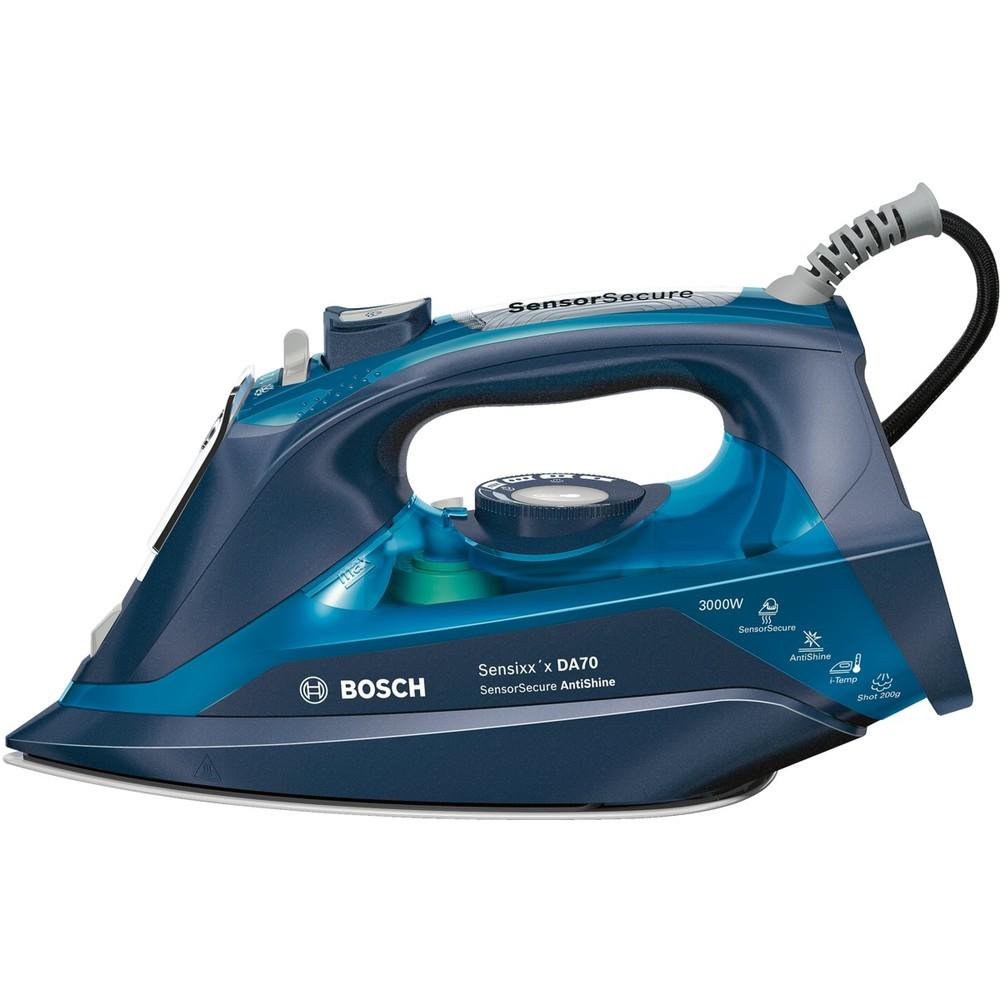Fier de calcat Bosch Iron TDA703021A 3000 W Albastru