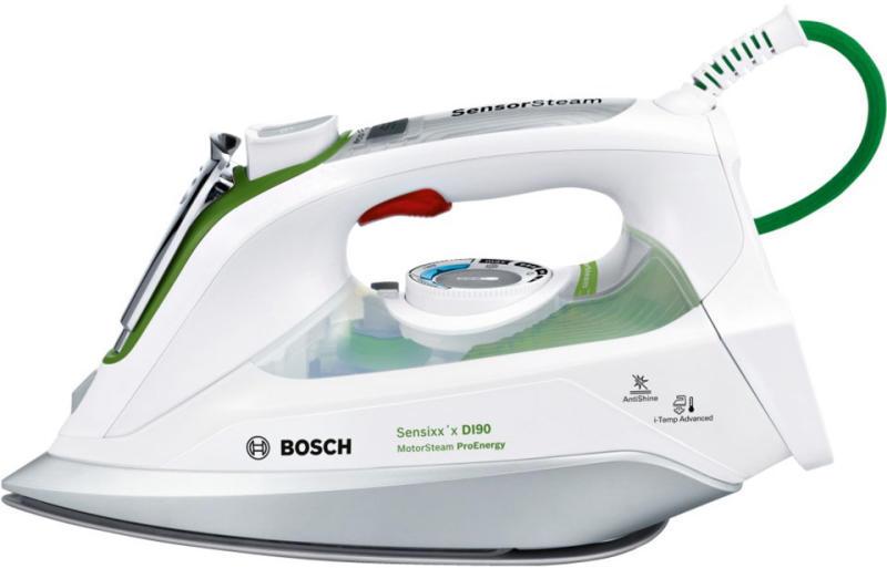Fier de calcat Bosch TDI902431E 2400 W Alb/Verde