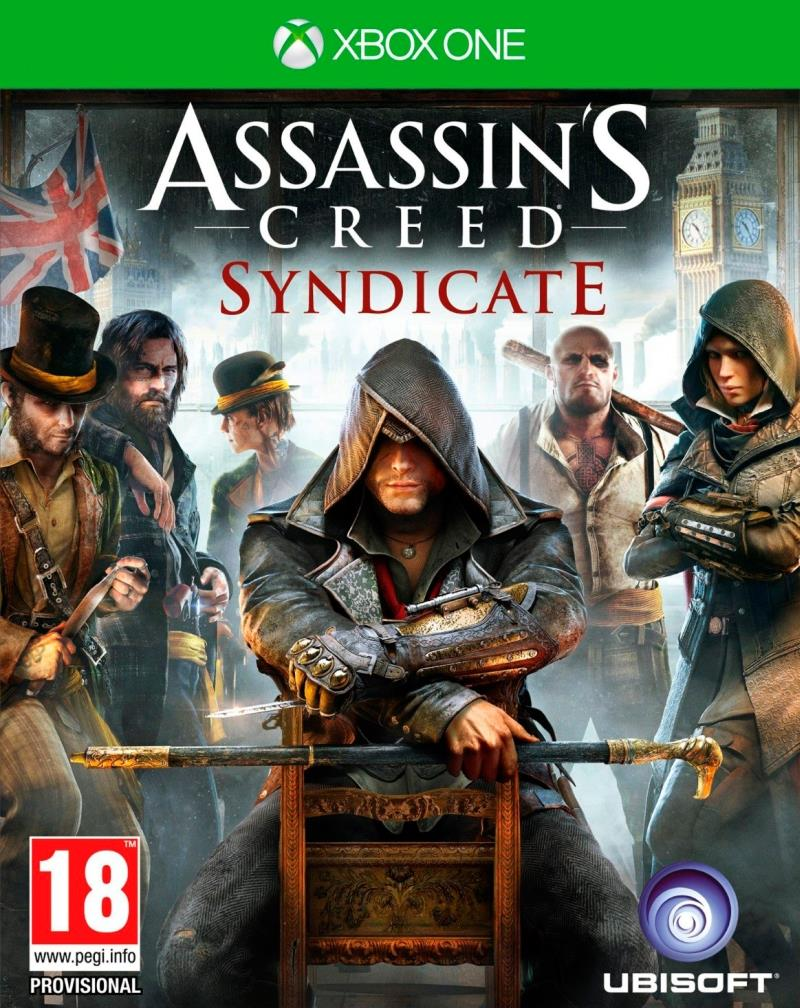 Assassins Creed: Syndicate Xbox One title=Assassins Creed: Syndicate Xbox One