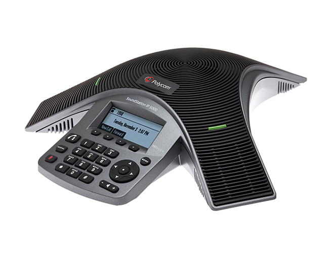 Telefon Polycom SoundStation IP 5000 PoE