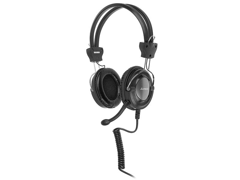 Casti cu microfon A4-Tech HS-19-1