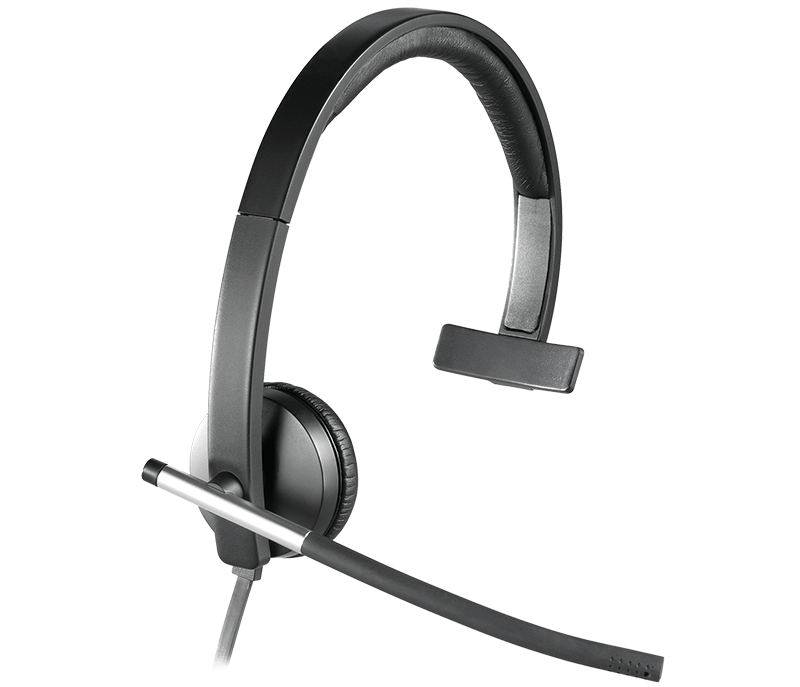 Casti cu microfon Logitech H650e Mono