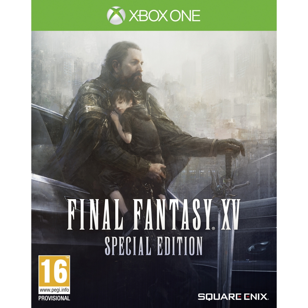 Final Fantasy XV Steelbook Edition Xbox One