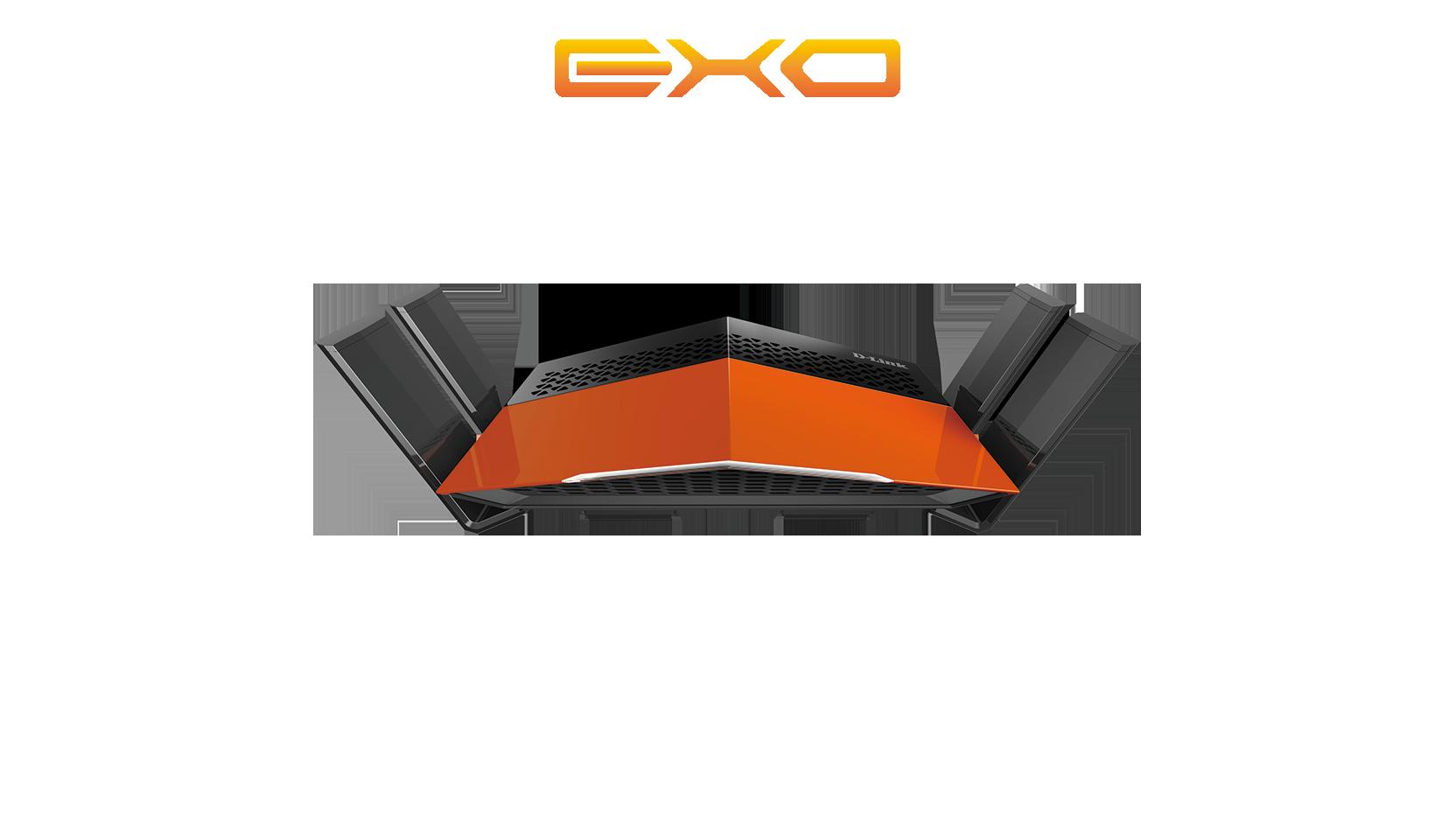 Router D-Link EXO AC1750 WAN: 1xGigabit WiFi: 802.11ac