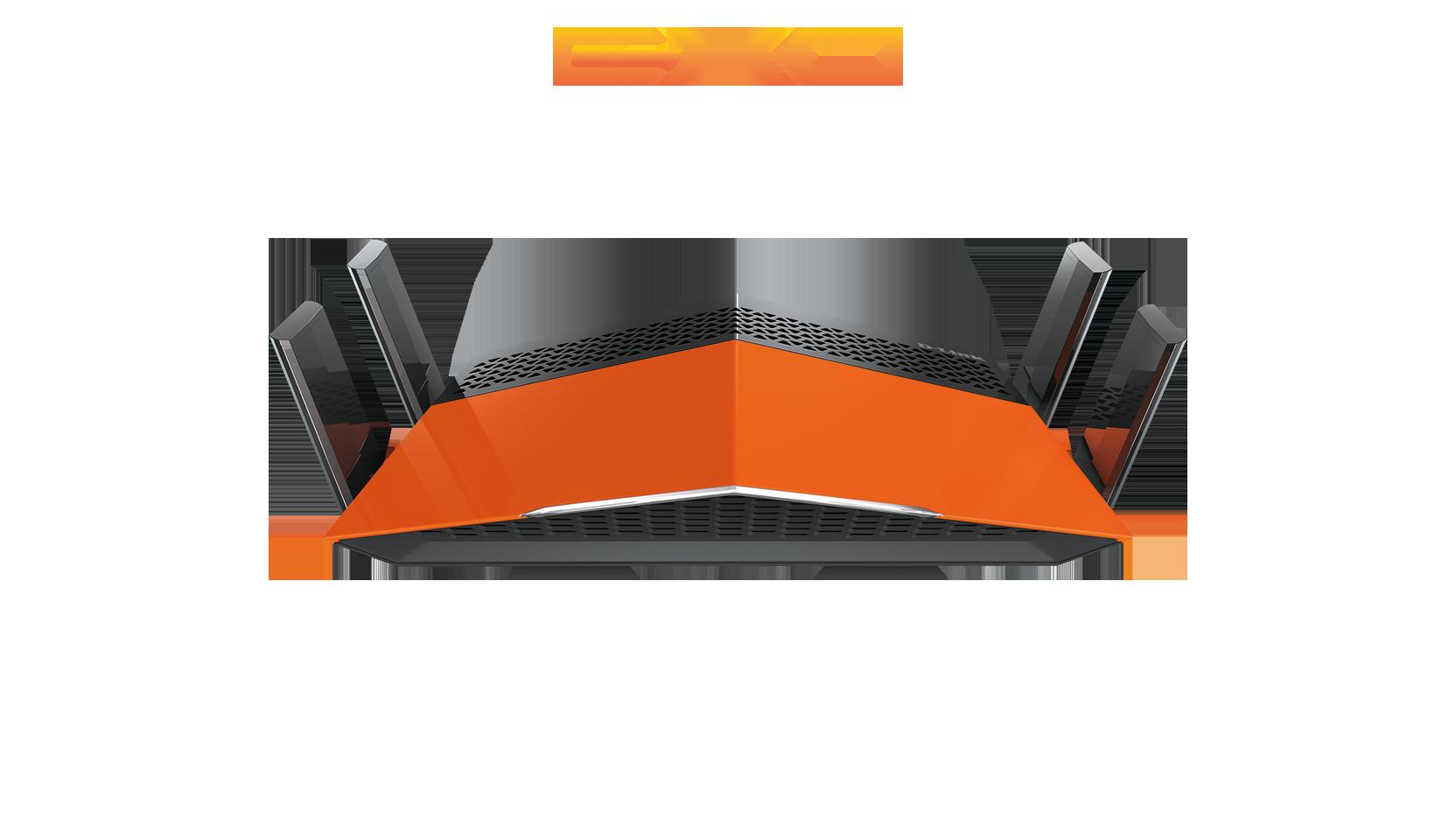 Router D-Link EXO AC1900 WAN: 1xGigabit WiFi: 802.11ac