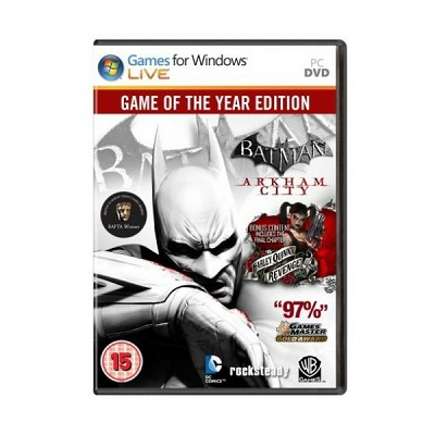 Batman Arkham City: Goty Edition PC