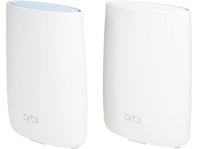 Kit Router + Satelit Netgear Orbi AC3000 Tri-band WiFi