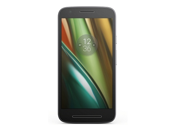 Telefon Mobil Lenovo Moto E3 8GB Flash Single SIM 4G Black