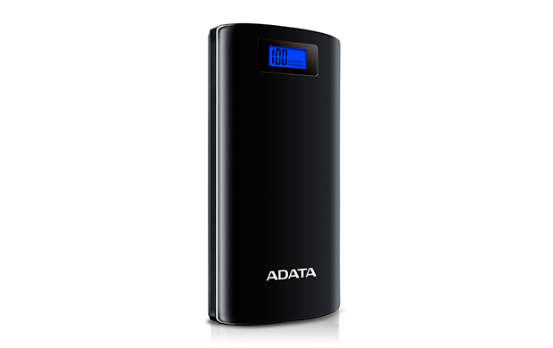 Baterie Externa A-Data P20000D 20000mAh Black