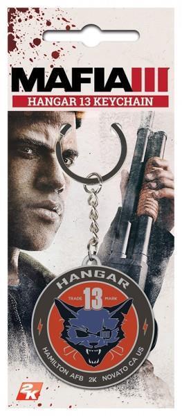 Breloc Mafia 3 Hangar 13