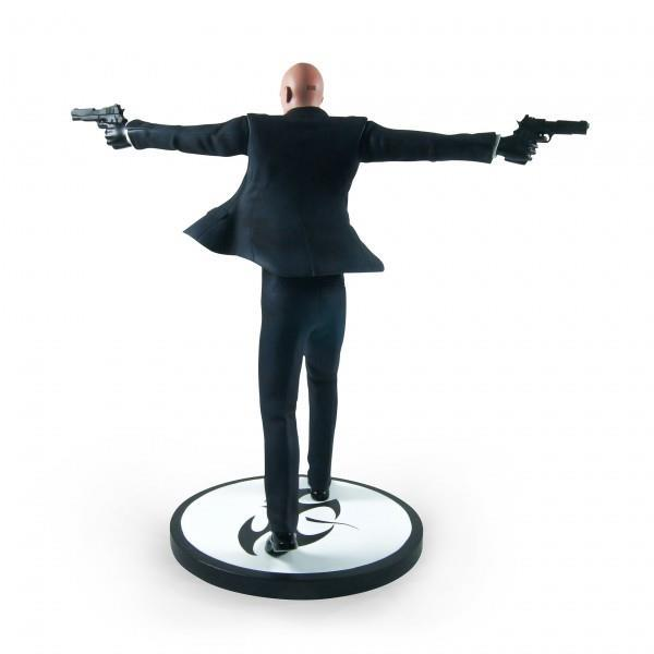 Figurina Hitman Agent 47