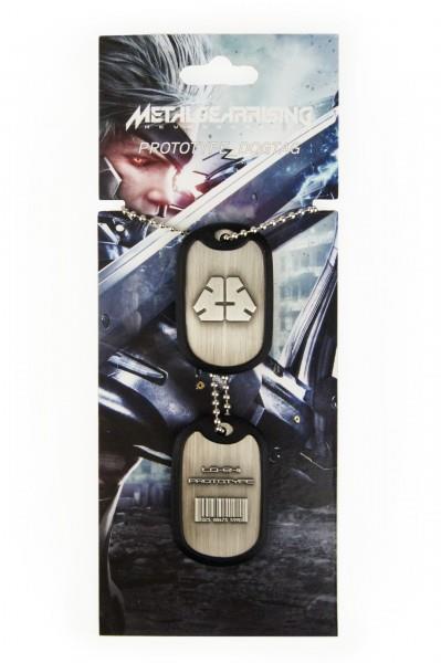 Medalion Metal Gear Rising Prototype