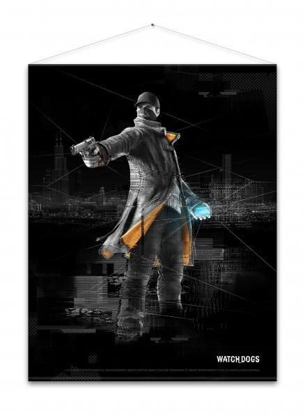 Poster Watch Dogs Aiden Pearce