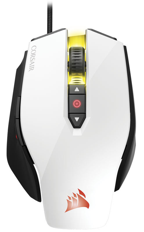 Mouse Gaming Corsair M65 Pro RGB White