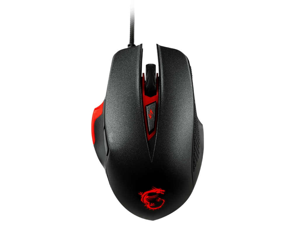 Mouse Gaming MSI Interceptor DS300 Black
