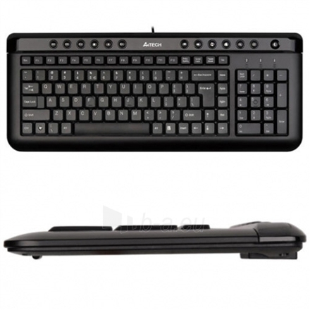 Tastatura A4tech X-Slim KL-40 Black