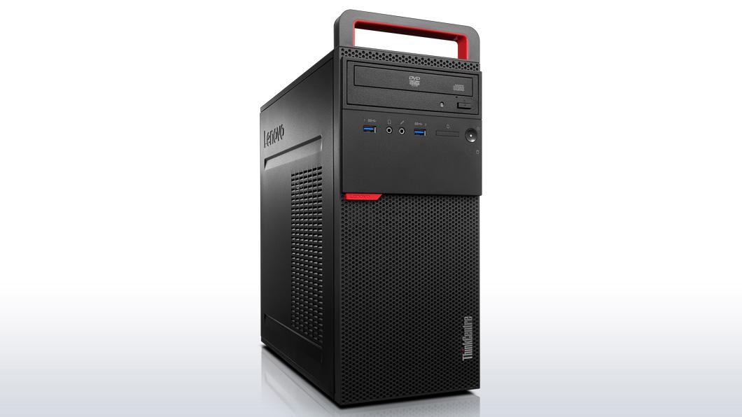 Sistem Brand Lenovo M700 Tower Intel Core i3-6100 RAM 4GB HDD 500GB Windows 10 Pro