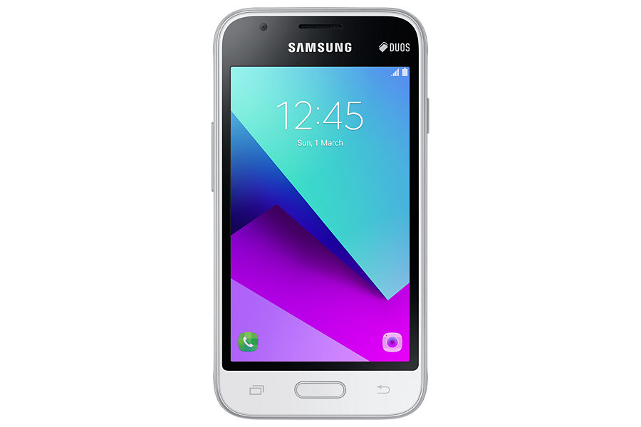 Telefon Mobil Samsung Galaxy J106 J1 Mini Prime (2016) 8GB Flash Dual SIM 3G White title=Telefon Mobil Samsung Galaxy J106 J1 Mini Prime (2016) 8GB Flash Dual SIM 3G White