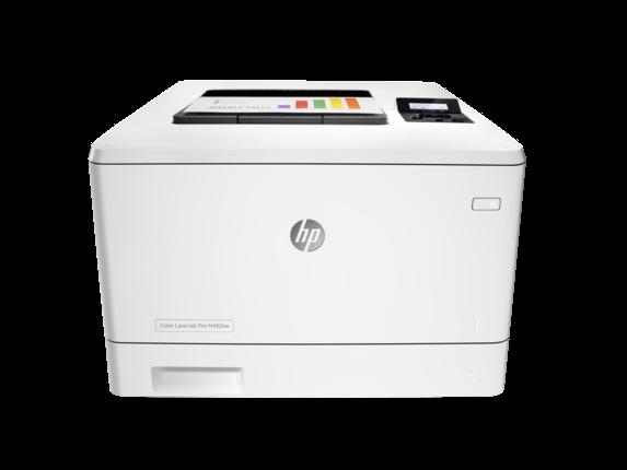 Imprimanta Laser Color HP LaserJet Pro M452nw