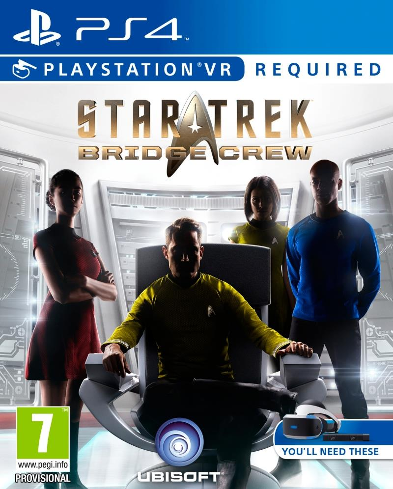 Star Trek Bridge Crew (VR) - PS4