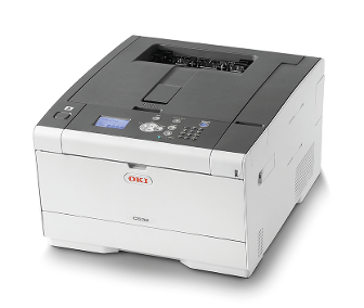 Imprimanta Laser Color Oki C532dn